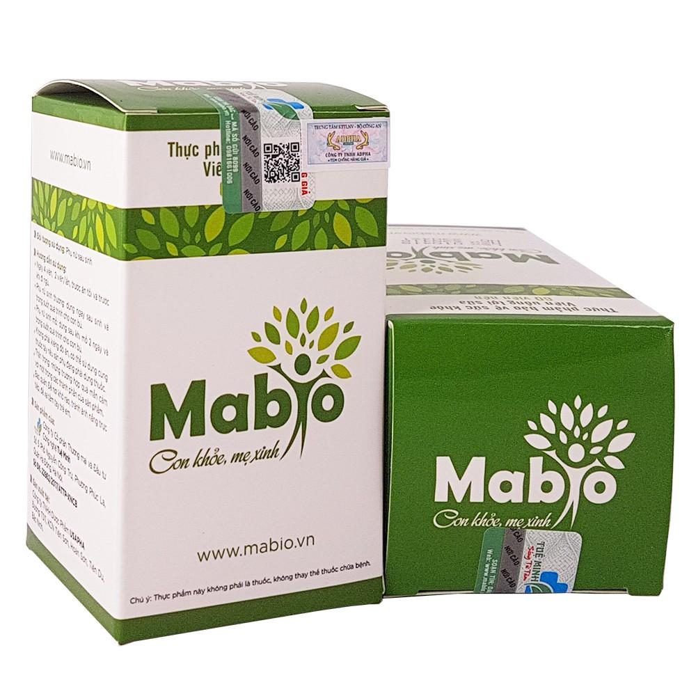 Hướng dẫn cách nhận biết và phân biệt sản phẩm Mabio chính hãng