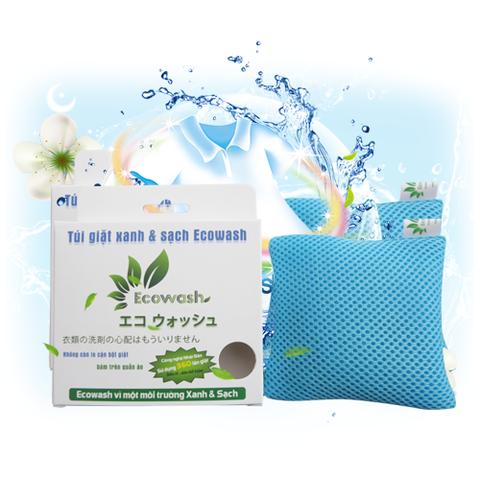 Túi giặt ecowash Nhật Bản