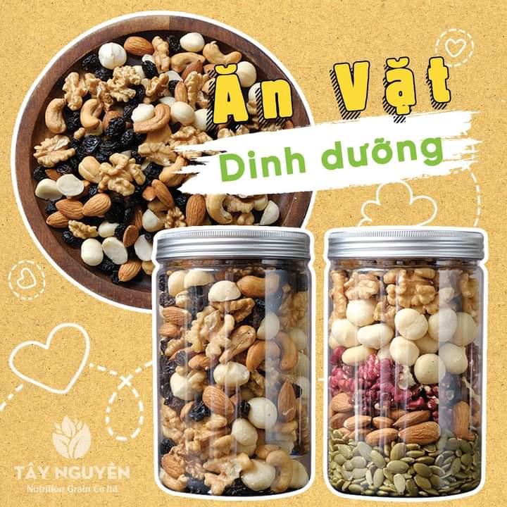 Mix nuts 5 hạt