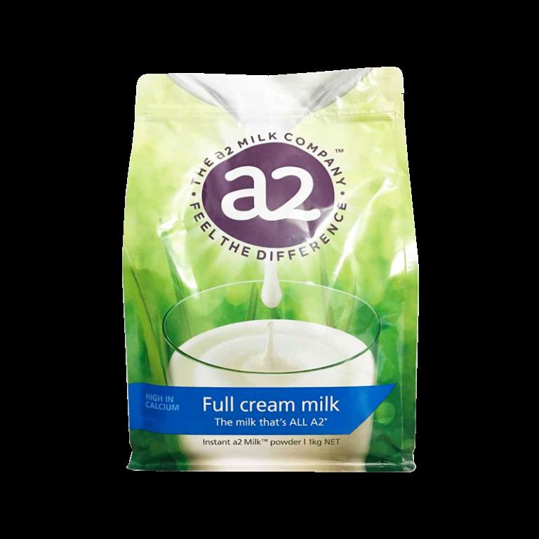 Sữa A2 úc - A2 Sữa nguyên kem Full Cream Milk 1kg