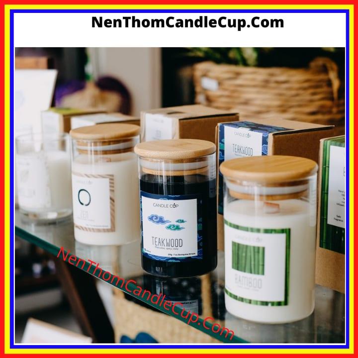 Shop bán nến thơm TPHCM