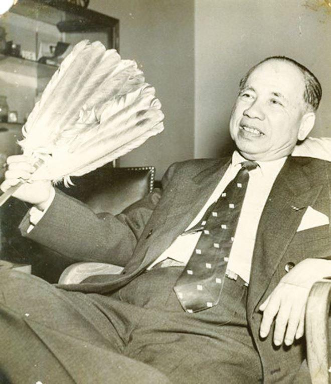 Ông Trương Văn Bền, cha đẻ của xà bông Cô Ba.