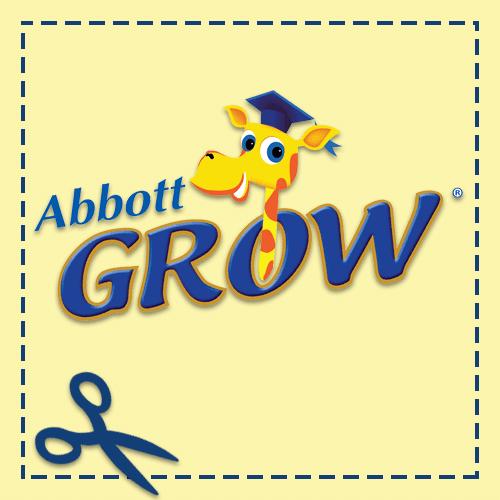 Giảm thêm 8% cho đơn hàng Abbott Grow