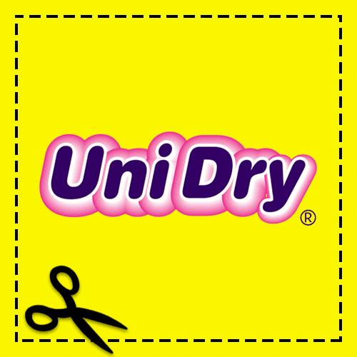 Nhập mã giảm thêm 6% khi mua tã UniDry